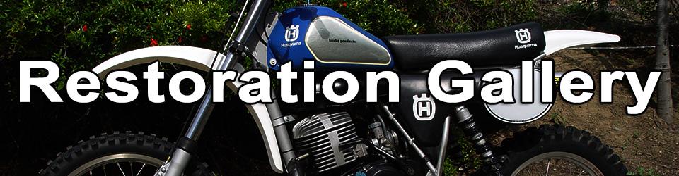 Restoration Services - Vintage Iron