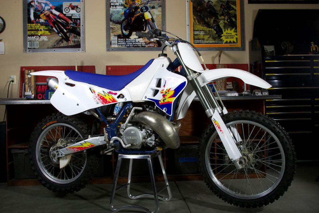1995 Yamaha Yz250 Vintage Iron