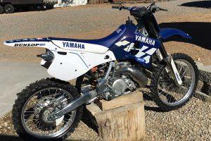 1995 Yamaha/Ohlins YZ360